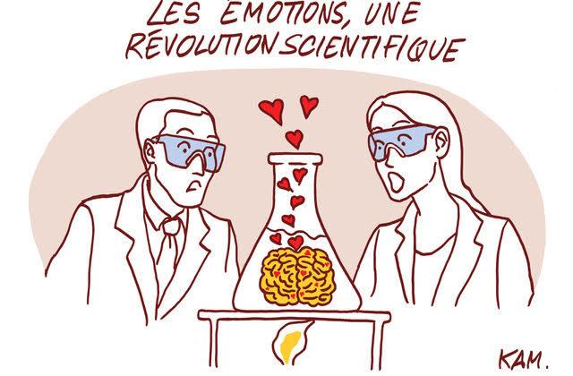 Les émotions décryptées à l'aide des neurosciences annoncent la prochaine révolution dans le business ©Kam
